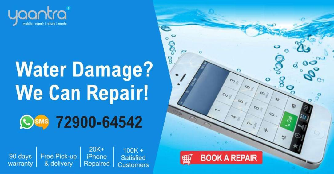 water damaged repair